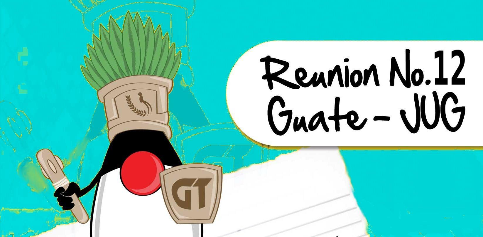Reunión Guatejug #12 | OpenJDK & iReports