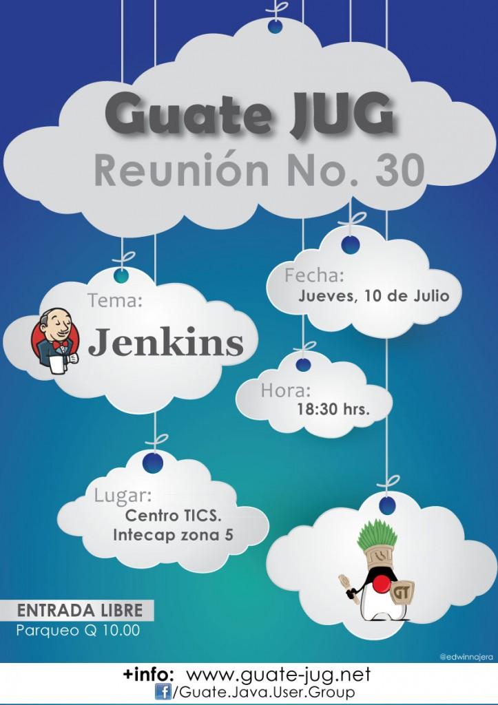reunion 30, jenkins