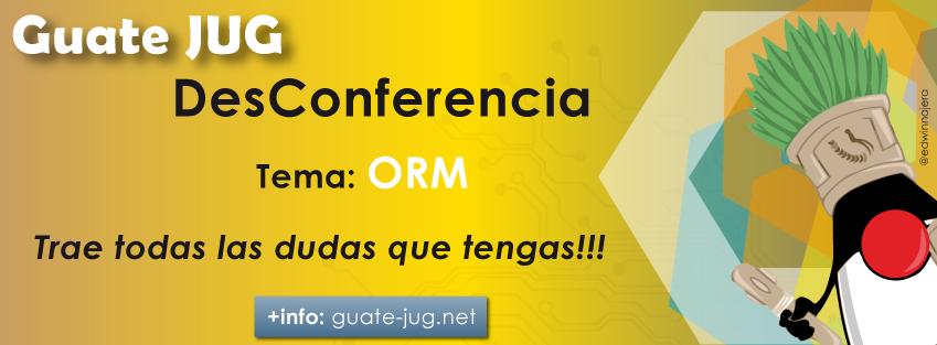 DesConferencia #2 | ORM
